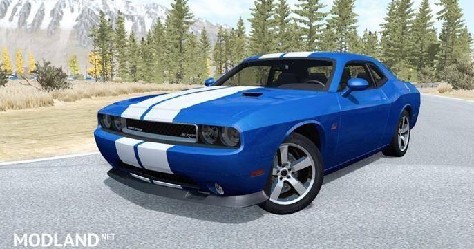 Dodge Challenger SRT8 392 (LC) [0.13.0]